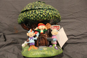 Keebler Millenium Cookie Jar - Like New Condition