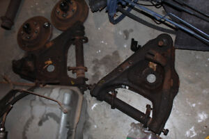 Upper Lower Control Arm 77-95 Chevy Van G10 G20 94-93-92-91-90..