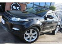 2012 62 LAND ROVER RANGE ROVER EVOQUE 2.2 SD4 PURE 5D AUTO-2 OWNER-LOW MILEAGE E