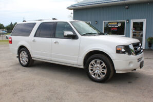 2013 Ford Expedition Limited MAX | 8-Passenger