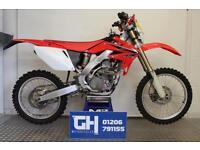 2008 HONDA CRF250 OFF-ROAD MOTORCYCLE