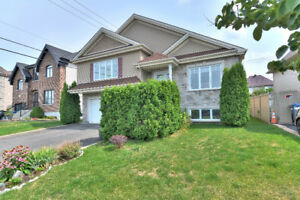 Very well maintained two storey home