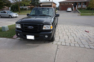 2011 Ford Ranger Sport Pickup Truck Manual - Price Reduced