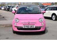2010 FIAT 500 Fiat 500 1.2 Pink 3dr