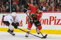 PLAYOFF TICKETS - FLAMES vs DUCKS - TUESDAY