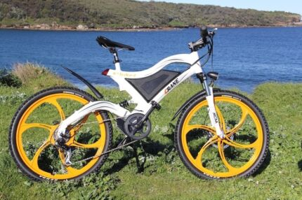 Electric Mountain Bike  Samsung  Lithium Battery   ***NEW*** Alexandria Inner Sydney Preview