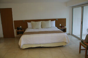 Hotel Accomodation to Cancun, Mexico for 4 person