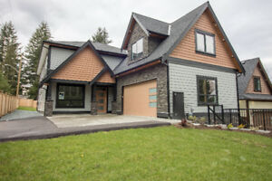 Newly Constructed 6 Bed + 6 Bath Home in Langley!