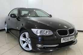 2011 60 BMW 3 SERIES 2.0 320I SE 2DR AUTOMATIC 168 BHP