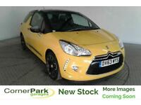2013 CITROEN DS3 DSTYLE PLUS HATCHBACK PETROL