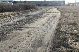 Gravel Laneway and Parking Lot Resurfacing London Ontario image 1