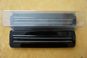 NEW HO SCALE CLEAR COVER C/RAIL TRACK