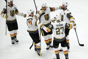 Las Vagas Golden Knights Tickets - April 1, 2019