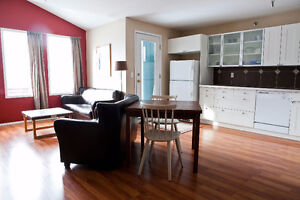 Bedroom + Den; Downtown Canmore Location