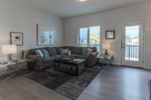 Estate Townhome with Attached Double Garage in Legacy