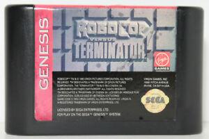 Sega Genesis-Robcop versus the Terminator