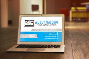 WTB MACBOOK / MACBOKS / IMAC FOR PARTS