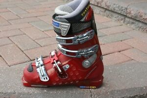 Saloman race boots