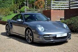 Porsche 911 Turbo Pdk Coupe 3.8 Semi Auto Petrol