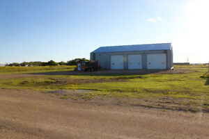 Shop For Sale (Wakaw, Sask)