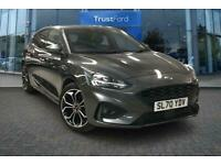 2021 Ford Focus 1.0 EcoBoost 125 ST-Line X Edition 5dr Auto ONE OWNER WITH JUST