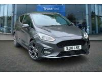 2018 Ford Fiesta 1.0 EcoBoost 140 ST-Line X 3dr***With Rear Parking Aid*** Manua