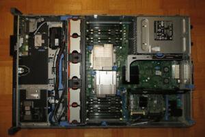 Dell PowerEdge R710 32GB RAM PERC6i RAID DVD iDRAC