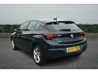 2016 Vauxhall Astra 1.4T 16V 150 SRi 5dr Hatchback Manual Hatchback Petrol Manua