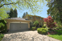 5 bed, 3.5 bath, gorgeous home in Ancaster