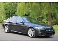 2011 61 BMW 5 SERIES 3.0 530D M SPORT 4D AUTO 242 BHP DIESEL