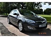 Vauxhall Astra 2.0CDTi ecoFLEX 2012 Elite £30 A YEAR TAX!