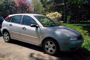 2006 Ford Focus - 205000 Km - ARGENT