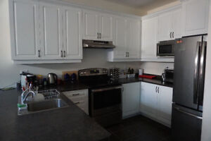 Spacious and Private 3 Bdrm Townhouse in Brampton for Rent