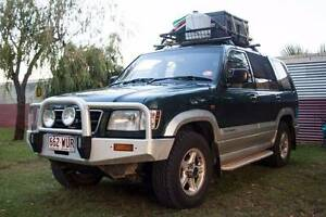 HOLDEN JACKAROO 4X4 1998 - READY TO GO Perth Perth City Area Preview