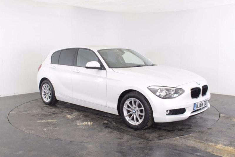 2015 64 BMW 1 SERIES 1.6 116D EFFICIENTDYNAMICS 5D 114 BHP DIESEL