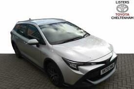 2020 Toyota COROLLA TOURING SPORT 1.8 VVT-i Hybrid Trek 5dr CVT Auto Estate Petr
