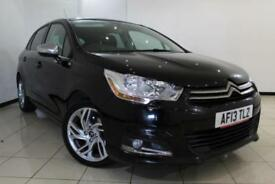 2013 13 CITROEN C4 1.6 HDI SELECTION 5DR 115 BHP DIESEL