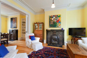 Downtown 3 Bedroom Victorian Gem - Walk to everything !