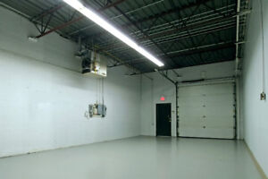 Small Warehouse Unit for Lease