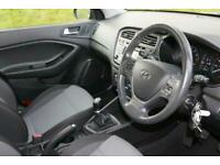 2017 Hyundai i20 1.2 SE 5dr Hatchback Petrol Manual