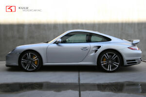 2011 Porsche 911 Turbo S Coupe, PDK