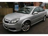 2007 (57) Vauxhall Vectra SRi 1.8i 16v VVT Silver Long MOT Finance Available