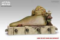 Sideshow/hot toys Star Wars Jabba the hut 6th scale