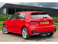 2020 Audi A1 Sportback S line 35 TFSI 150 PS S tronic Auto Hatchback Petrol Aut