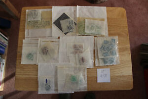British Stamps - Queen Elizabeth II Definitives - 200+  Stamps Kitchener / Waterloo Kitchener Area image 1