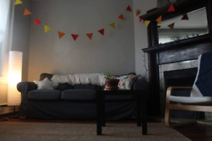 SUMMER SUBLET - Shirley St, $650 OBO (UTILITIES INCL)