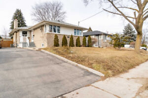 A 3 BED TORONTO BUNGALOW WITH A 2 BED BASEMENT APARTMENT!