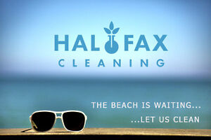 Great summer deals from Halifax Cleaning!