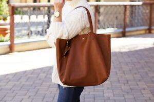 CUYANA LEATHER TOTE BAG-BRAND NEW! Retails $235!