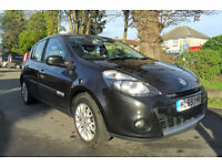 RENAULT CLIO 1.2 2009 COMPLETE WITH M.O.T HPI CLEAR INC WARRANTY